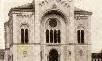 Sinagoga – Danas Glazbena škola