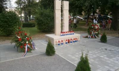 Spomenik poginulim braniteljima