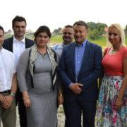 Ministrica regionalnog razvoja i fondova Europske unije Gabrijela Žalac posjetila Sisak