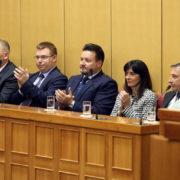 Većinom od 78 zastupnika, Hrvatski sabor potvrdio nove ministre u Vladi RH!