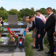 Obilježena šesta godišnjica smrti prvog sisačko-moslavačkog župana Đure Brodarca
