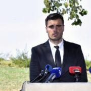 Govor Ivana Celjaka na 26. obljetnici pogibije HRT-ova snimatelja Gordana Lederera