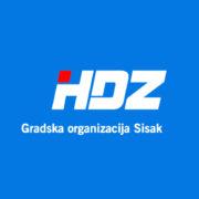 Odluka o održavanju izvanrednih prijevremenih unutarstranačkih izbora za predsjednika Gradske organizacije HDZ-a grada Siska